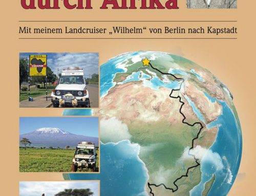 Allein durch Afrika – Von Berlin nach Kapstadt